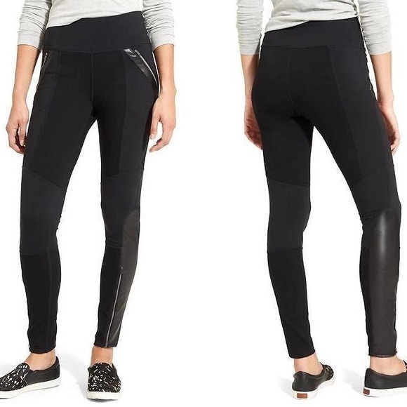 0639e9bb7b5a2 Athleta Pants | Womens Ponte Luxe Legging Black S | Poshmark